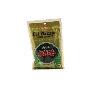 Shirakiku Cut Wakame (Seaweed) 2.5z