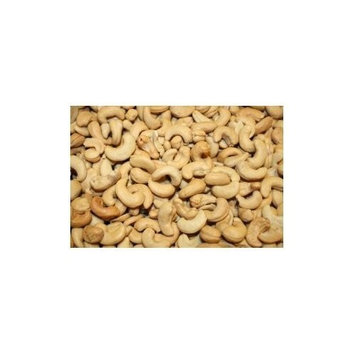 Bulk Nuts, 100% Organic Fancy Whole Cashews, Roasted And Salted, 25 Lb ( Multi-Pack)