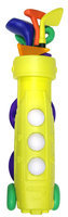 Just Kidz Golf Caddie Yellow - JA-RU INC