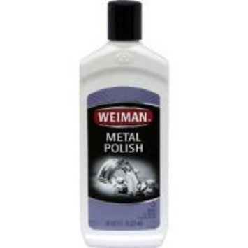 Weiman Metal Polish 8oz bottle