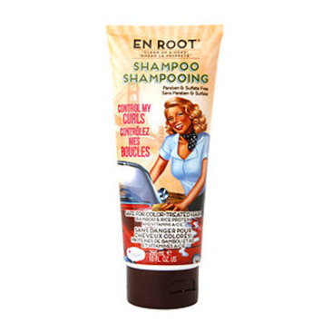 theBalm En Root Control My Curls Shampoo