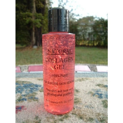 Distributed by Great Buys Collagen Gel