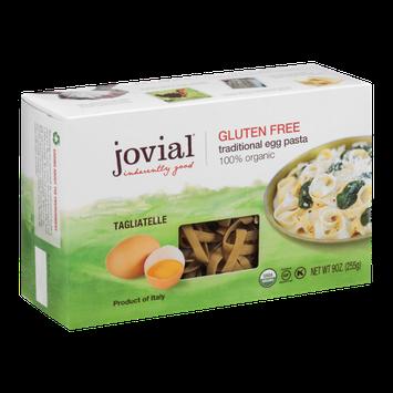 Jovial Gluten Free Egg Pasta Tagliatelle
