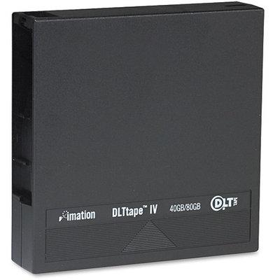 Imation imation 11776 imation 1/2 DLT-4 Cartridge, 1828ft, 40GB Native/80GB Compressed Capacity