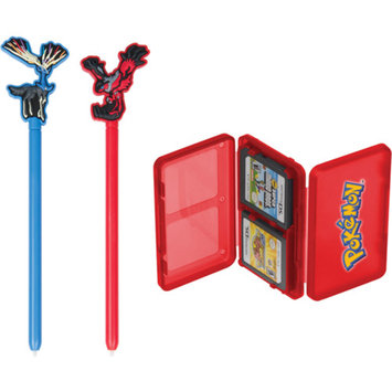 POWER A Power A Pokemon X/Y Bonus Accessory Kit (Nintendo DS)