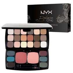 NYX Cosmetics Bohemian Chic - Nude Matte Collection