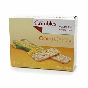 Mrs Crimble's Corn Cakes