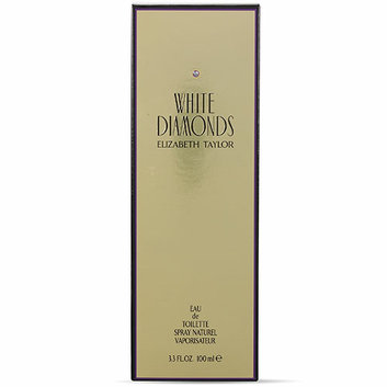 White Diamonds Elizabeth Taylor  3.3 oz for Women