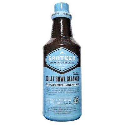 SANTEEN 100 Acid Based Toilet Bowl Clenr,32 oz, PK12