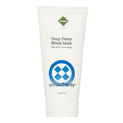 Skin Authority Deep Detox Ritual Mask, 6 oz