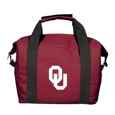 NCAA Oklahoma University of Sooners 12 Pk Cooler