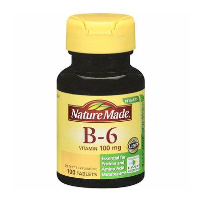 Nature Made Vitamin B-6 Tablets