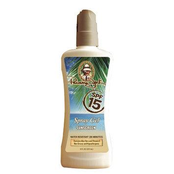 Panama Jack Spray Gel Sunscreen with Instant Bronzer