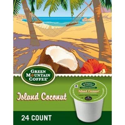 Green Mountain Coffee Island Coconut K-Cup Coffee (96 count)