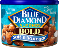 Blue Diamond® Bold Almonds, Salt 'n Vinegar
