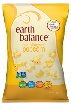 Earth Balance Popcorn Vegan Buttery Flavor