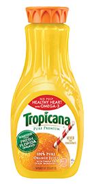 Tropicana Pure Premium Healthy Heart
