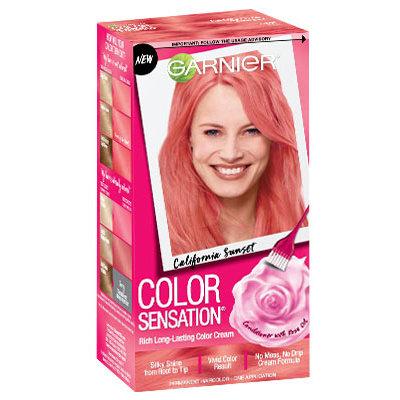 Garnier Color Sensation Rich Long-Lasting Color Cream