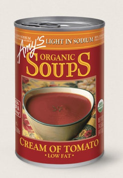 Amy's Kitchen Organic Cream Of Tomato Soup, Light In Sodium