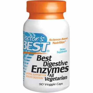 Doctor's Best Digestive Enzymes, 90 CT