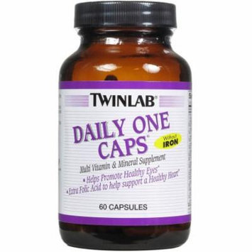 Twinlab Daily One without Iron, 60 CT
