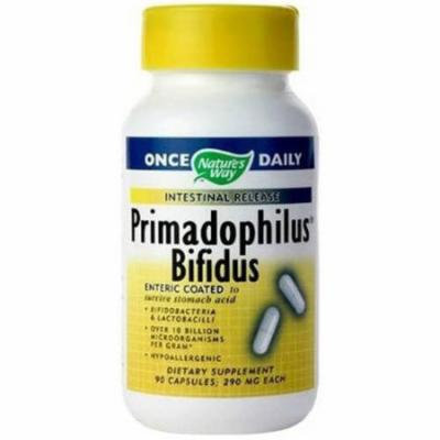 Nature's Way Primadophilus Original Vegetarian Capsules, 90 CT