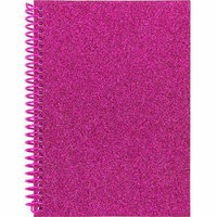Glitter Personal Notebook