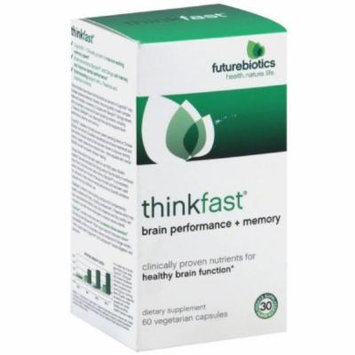 Futurebiotics Thinkfast Vegetarian Capsules, 60 CT