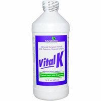 Futurebiotics Vital K Original with Magnesium, 16 OZ