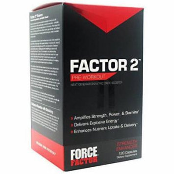 Force Factor Force Factor 2, 120 CT