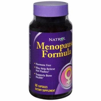Natrol Menopause Formula with Calcium, Capsules, 60 CT