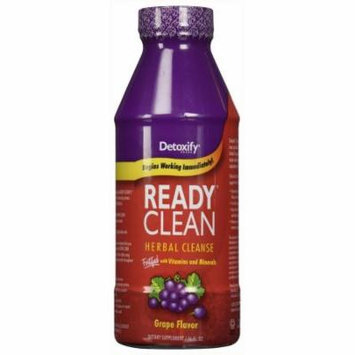 Detoxify Ready Clean Grape, 16 OZ