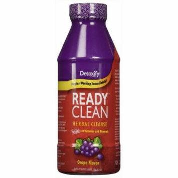 Detoxify Ready Clean Grape, 16 OZ
