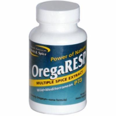North American Herb & Spice Oregaresp Capsules, 90 CT