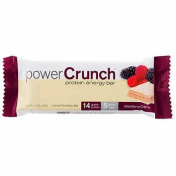 Power Crunch Power Crunch Performance Bar - Triple Chocolate, 1.4 OZ (Pack of 12)