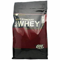 Optimum Nutrition 100% Whey, Vanilla Ice Cream, 10 LB