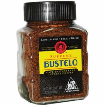 Bustelo Freeze Dried Coffee Supreme 3.5 Oz