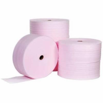 TPW CFW14S18ASP Foam Roll,White,500 ft. Lx6 in. W,PK4 G3371378