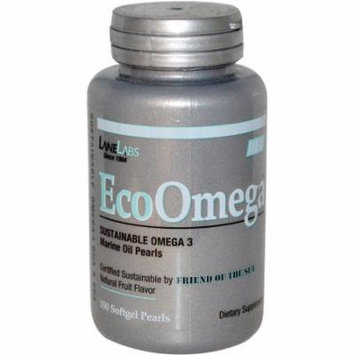 Lane Labs Eco Omega 3, 150 CT