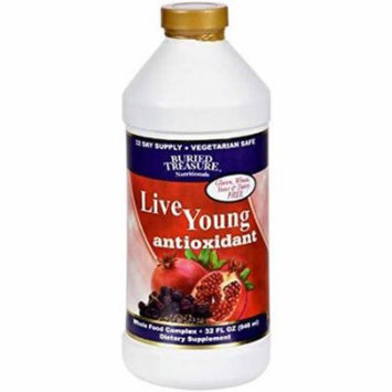 Buried Treasure Live Young Antioxidant, Dairy-Free, 32 FL OZ