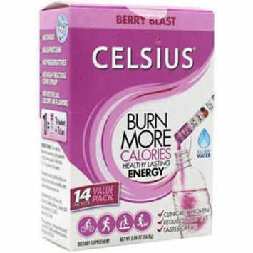 Celsius Berry Blast, 14 CT