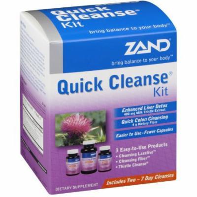 Zand Quick Cleanse Program Kit, 1 CT