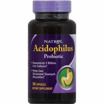 Natrol Acidophilus Capsules, 100 CT