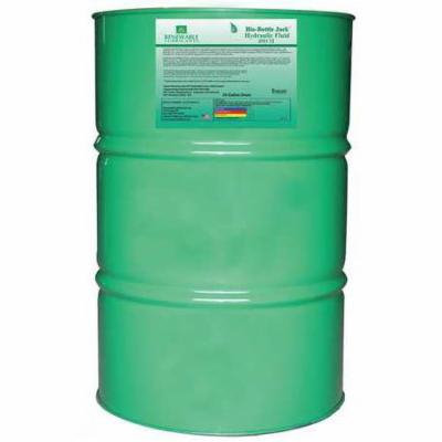 RENEWABLE LUBRICANTS 81636 Biodegradable Hydraulic Fluid,55 Gal G9928231