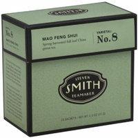 Smith Teamaker Green Tea, Mao Feng Shui, Sachets, 15 CT (Pack of 6)