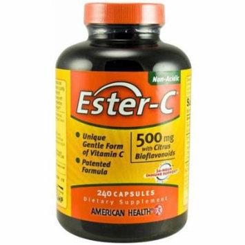 American Health Ester C Bioflavonoids, 500 MG, 240 CT