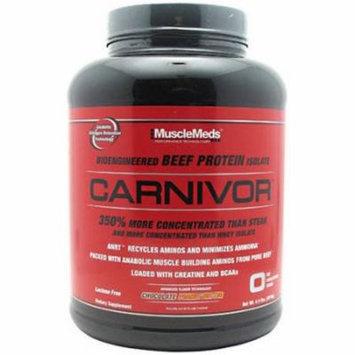 Muscle Meds Carnivor, Chocolate Peanut Butter, 4.4 LB
