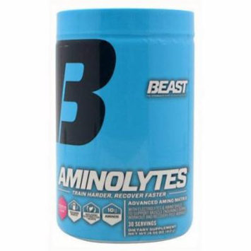 Beast Sports Aminolytes, Watermelon, 30 SRV