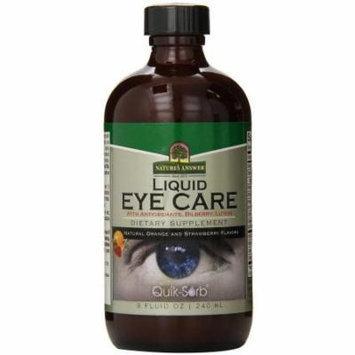 Nature's Answer Liquid Eye Care, 8 OZ