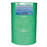 RENEWABLE LUBRICANTS 87406 Cutting Oil,Drum,Yellow,55 gal. G2223667